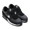 NIKE AIR MAX 90 IRON GREY/WHITE-DK SMOKE GREY-BLACK CN8490-002画像