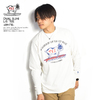 The Endless Summer OVAL BUHI L/S TEE -WHITE- FH-0374323画像