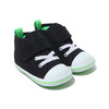 CONVERSE BABY ALL STAR N NEONACCENT V-1 BLACK 37300540画像