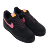 NIKE AIR FORCE 1 '07 LV8 2 BLACK/MAGIC FLAMINGO-PERSIAN VIOLET CD0887-001画像
