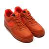 NIKE AIR FORCE 1 GTX DESERT ORANGE/TEAM ORANGE-BLACK-OFF NOIR CK2630-800画像
