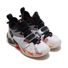 NIKE JORDAN WHY NOT ZER0.3 PF WHITE/BRIGHT CRIMSON-BLACK CD3002-101画像