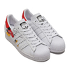 adidas SUPERSTAR FOOTWEAR WHITE/FOOTWEAR WHITE/CORE BLACK FW2901画像