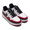 NIKE WMNS AJ 1 JESTER XX LOW LACED WHITE/BLACK-NOBLE RED CI7815-106画像