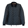 FRED PERRY × LAVENHAM SJ5145 Quilted Coach Jacket画像