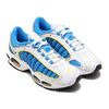 NIKE AIR MAX TAILWIND IV WHITE/LT PHOTO BLUE-SPEED YELLOW-WHITE CD0456-100画像