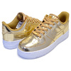 NIKE WMNS AIR FORCE 1 SP metallic gold/club gold-white CQ6566-700画像