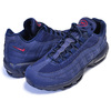 NIKE AIR MAX 95 obsidian/university red CQ4024-400画像