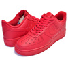 NIKE AIR FORCE 1 07 LV8 1 university red/university red CW6999-600画像