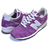 new balance M996CRB D PURPLE MADE IN U.S.A.画像
