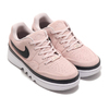 NIKE WMNS AJ 1 JESTER XX LOW LACED BARELY ROSE/BLACK-WHITE CI7815-602画像