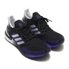adidas ULTRABOOST 20 CORE BLACK/SILVER METRIC/FOOTWEAR WHITE FV0033画像