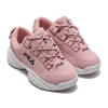 FILA PROVENANCE Womens PINK/F NAVY/WHITE F0401-0956画像