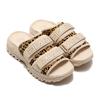FILA Outdoor Sandal Animal Print BEIGE F5135-0920画像