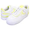 NIKE WMNS AF1 SHADOW white/white-lemon venom CI0919-104画像