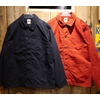 FOB FACTORY FRENCH SHIRT JACKET F2394画像