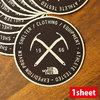 THE NORTH FACE TNF PRINT STICKER AX NN31710画像