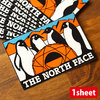 THE NORTH FACE TNF PRINT STICKER AT NN3171画像