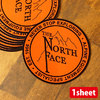 THE NORTH FACE TNF PRINT STICKER OL NN31710画像