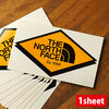 THE NORTH FACE TNF PRINT STICKER CY NN31710画像