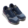 new balance CW997HAM NAVY/PURPLE画像