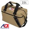 AO Coolers 24パック キャンバス サンドトープ AO24TA画像