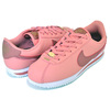 NIKE CORTEZ BASIC PREMIUM (GS) V-DAY pink quartz/canyon pink CD6909-600画像