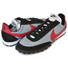 NIKE WAFFLE RACER wolf grey/gym red-black-white CN5449-001画像