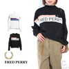 FRED PERRY Graphic Knitwear F7185画像
