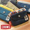 CHUMS Pocket Size Wallet Sweat Nylon CH60-2924画像