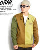 LEFLAH MULTI-COLOR CANVAS SWING TOP -BEIGE-画像