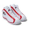 FILA GRANT HILL 2 WHITE/FILA RED/BLACK F0313-0114画像