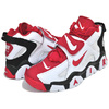 NIKE AIR BARRAGE MID white/university red-black AT7847-102画像