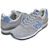 new balance M996ABC GRAY/BLUE Made in USA画像