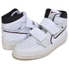 NIKE AIR JORDAN 1 RETRO HI DOUBLE STRAP white/wht-black-sail AQ7924-101画像