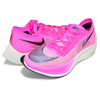 NIKE ZOOMX VAPORFLY NEXT% pink blast/blk-guava ice AO4568-600画像