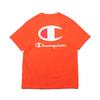 Champion × ATMOS LAB S/S T-SHIRT ORANGE SHERBET C8-R352-842画像
