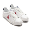 le coq sportif TELUNA BOUND COURT LE AT WHITE QZ1PJC03WN画像