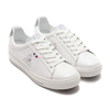 le coq sportif TELUNA BOUND COURT LE AT WHITE QZ1PJC03WS画像