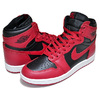 NIKE AIR JORDAN 1 HI 85 varsity red/black-varsity red BQ4422-600画像