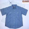 CAMCO RAILROAD ST S/S シャンブレーシャツ画像