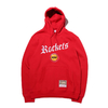 Mitchell & Ness Old English Hoody - HO.Rockets RED FPHDEF18019-HRO画像