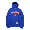 Mitchell & Ness Old English Hoody - NY.Knicks BLUE FPHDEF18019-NYK画像