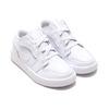 JORDAN BRAND JORDAN 1 LOW ALT (PS) WHITE/WHITE-WHITE BQ6066-130画像
