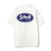 Schott TC WORK SHIRT OVAL LOGO 3105030画像