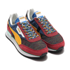 PUMA FUTURE RIDER MIX BURNT RUSSET- PALACE BLUE 373184-01画像