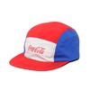 COCA-COLA BY ATMOS LAB PANEL CAMP CAP RED AL20S-HG01-RED画像