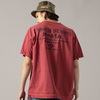 AVIREX FADE WASH LOOSE FIT MILITARY POCKET T-SHIRT 6103472画像