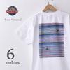 Goodwear S/S crew neck Pocket Print T-shirts Jonas Claesson画像