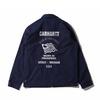 Carhartt FREEWAY JACKET BLUE I027696-0190画像